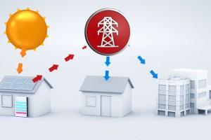 Na dachach australijskich domów powstanie największa wirtualna farma słoneczna świata