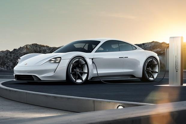 Porsche podwaja wydatki na elektromobilność
