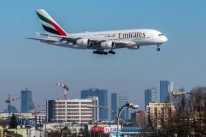 Linie Emirates latają z Polski już 5 lat
