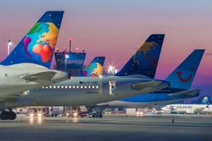 Katowickie lotnisko znacznie zwiększyło liczbę pasażerów i ma ambitne plany