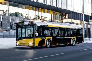Polskie autobusy na ulicach kolejnej europejskiej stolicy