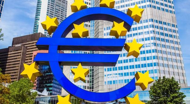 Wzrost PKB strefy euro zgodny z oczekiwaniami