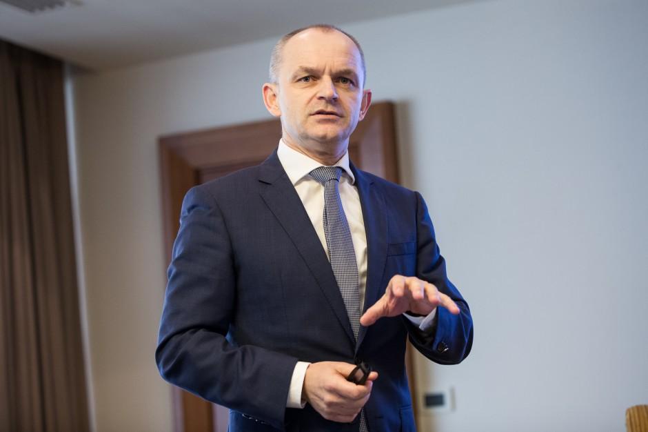 Mariusz Golec, prezes zarządu Wielton S.A. Fot. Materiały prasowe