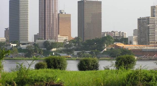 Przyczepy znad Wisły na drogach Wybrzeża Kości Słoniowej
