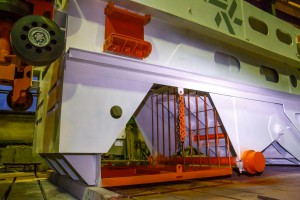 Skip węglowy typu SNU15