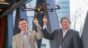 Drony wspierane przez sztuczną inteligencję. Start-up Sky Tronic współpracuje z dużym biznesem