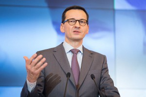 Morawiecki za podatkiem cyfrowym i elastycznym wydatkowaniem środków z budżetu UE
