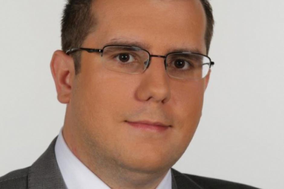 Przemysław Czarnecki (fot. PiS Wrocław)