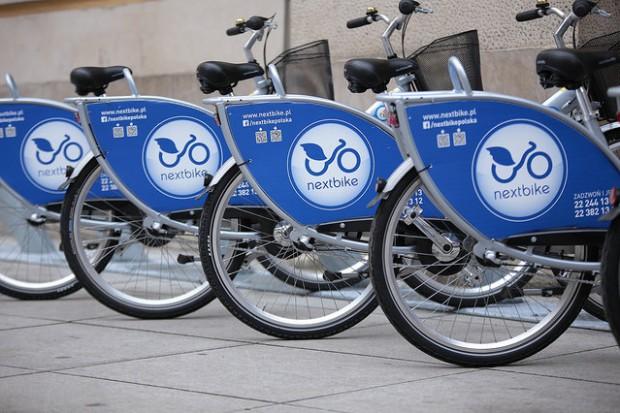 Umowa Nextbike w PKM Katowice ws. wypożyczalni rowerów miejskich