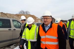Minister Adamczyk: władze Warszawy uniemożliwiają budowę obwodnicy Warszawy