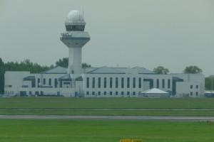 Lotnisko im. F. Chopina w Warszawie (Fot. wikimedia.commons)