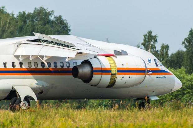Rosyjski Komitet Śledczy: samolot An-148 wybuchł po zderzeniu z ziemią