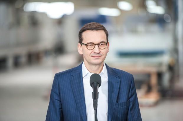 Mateusz Morawiecki: Polska wspomoże budowę domów dla uchodźców