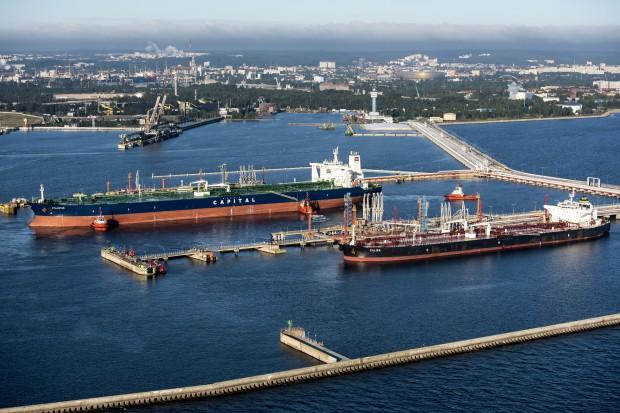 Naftoport z grupy PERN przeładował w 2018 r. prawie 15 mln ton ropy i paliw