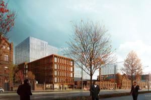 Budimex ma kontrakt na kompleks Monopolis w Łodzi