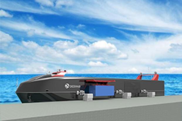 W Chinach będą testować autonomiczny statek towarowy