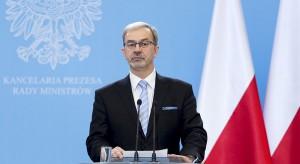 Minister finansów o sprawie szefa NIK: wszyscy są równi wobec prawa