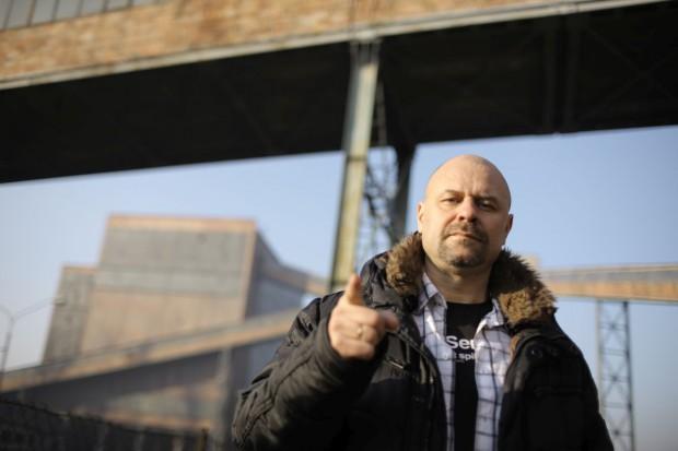 Dariusz Dudek zaznacza, że wznowienie wydobycia w kopalni Krupiński może się udać. Fot. Andrzej Wawok/PTWP