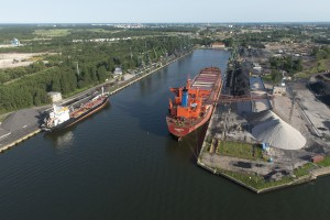 Port Gdańsk w styczniu przeładował 38 proc. więcej niż rok wcześniej