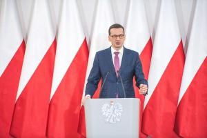"""Nord Stream 2 pogrąży Ukrainę? Morawiecki kreśli """"bardzo niedobre scenariusze"""""""