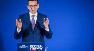 Bloomberg o eksperymencie gospodarczym Morawieckiego