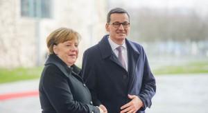 Miliardy zbliżają Merkel z Dudą i Morawieckim