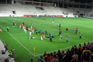 Polska liga piłkarska na łasce państwowej pomocy