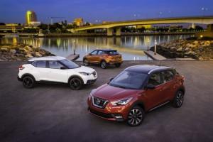 Crossovery ciągną sprzedaż Nissana