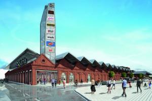 Awbud może wybudować centrum handlowe Tkalnia w Pabianicach
