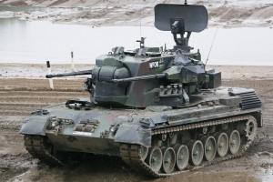 Bundeswehrze brakuje czołgów, a nawet zimowej odzieży?