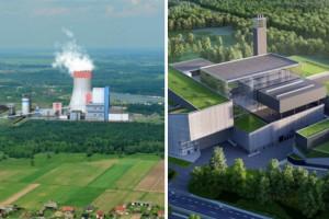 Budimex ostro o bloku 1000 MW w Ostrołęce i spalarni w Warszawie