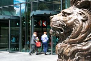 Potężne zyski największego banku w Europie