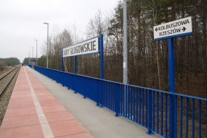 PKP PLK: ponad 100 mln zł na elektryfikację linii kolejowej Rzeszów - Ocice