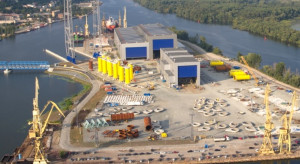 ST3 Offshore zbuduje dwa wielkie dźwigi dla Litwinów