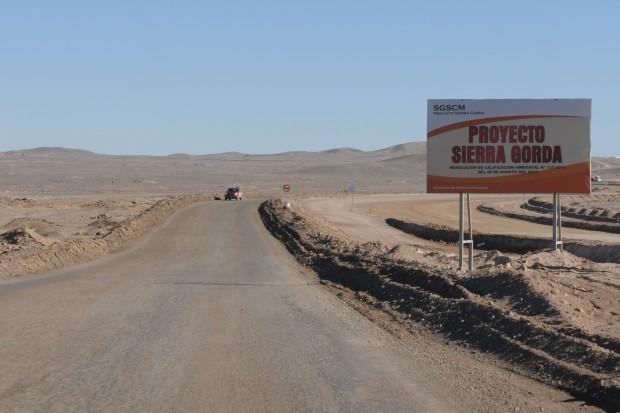 Herbert Wirth o inwestycji w Sierra Gorda