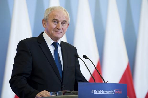 Krzysztof Tchórzewski: projekt noweli ws. OZE na przyszłym posiedzeniu rząd