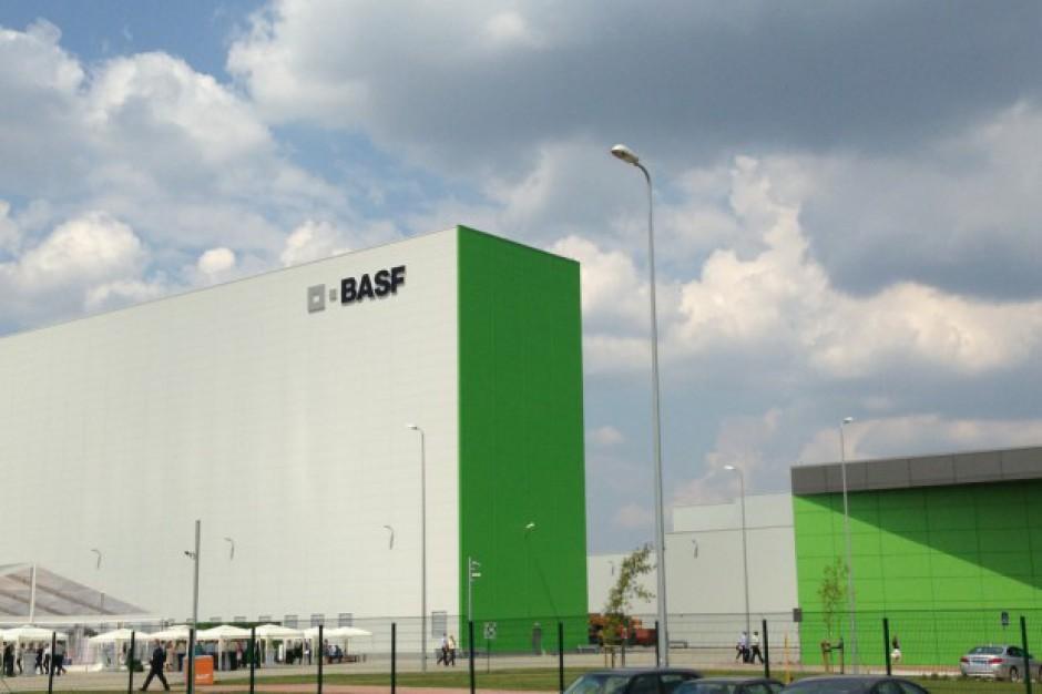 Zakład BASF w Środzie Śląskiej. fot. Mostostal Zabrze