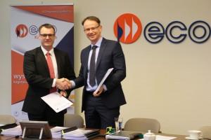 ECO Kogeneracja zbuduje źródła kogeneracyjne w Malborku i Tarnobrzegu