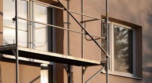 Robotnik budowlany zginął przy remoncie hotelu
