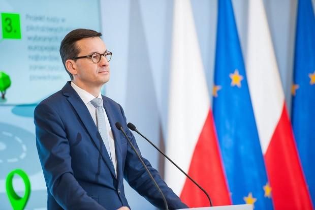 Mateusz Morawiecki: OZE to kierunek, który bardzo silnie rozwijamy