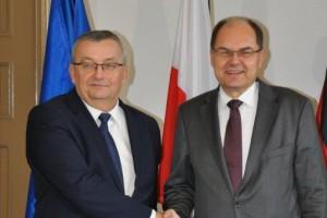 Minister Adamczyk rozmawiał w Berlinie ze swoim odpowiednikiem