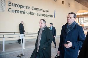 Mateusz Morawiecki jest gotowy na kompromis ws. budżetu UE, ale chce czegoś więcej