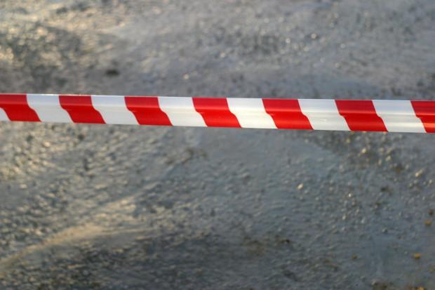 Śmierć w kopalni kruszyw w Kobylicach