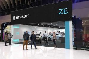 Renault otworzy pierwszy salon wyłącznie dla samochodów elektrycznych