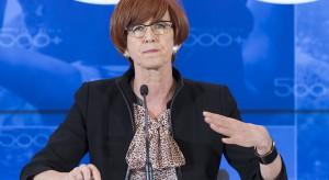 """Minister pracy przyznaje się do """"nadmiernego optymizmu"""" w kwestii bezrobocia"""