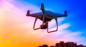 PKN Orlen testuje wykorzystanie drona do monitoringu zakładów