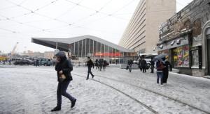 Zima sparaliżowała ruch kolejowy w okolicy Rzymu