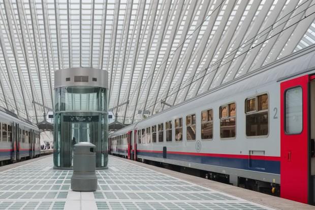 Strajk sektora publicznego sparaliżował transport w Belgii