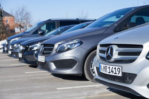 W obliczu nowych sankcji USA Daimler wycofuje się z Iranu