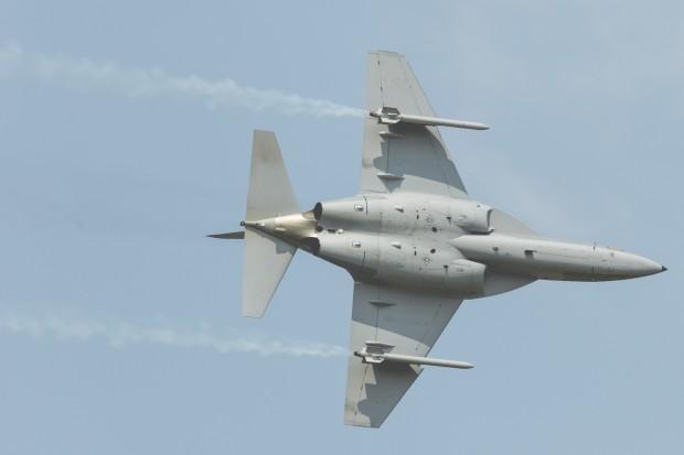 MON: do końca marca umowa na cztery kolejne samoloty szkolne M-346 Master